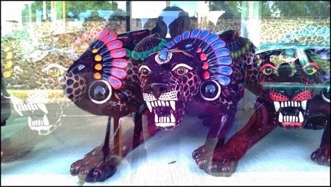 Jaguars-Teotiwakan