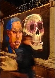 Wall painting CDMX